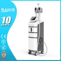 Quality Portable multi-funtional 2 work mode big treatment head ultrasonic liposuction cryolipolys for sale