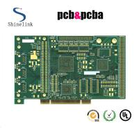 Quality UL / RoHS  prototype pcb fabrication with1.0OZ Copper thicknss for sale