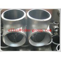 Quality composite carbon and stainless steel Elbow tee fittings for sale