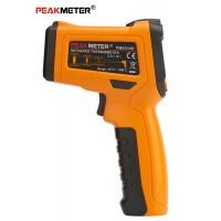 Digital Infrared Probe Thermometer , LCD Display Handheld Infrared Temp Gun for sale