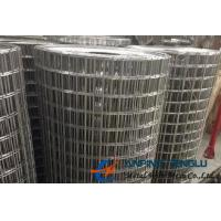 Quality AISI316, AISI316L Weled Wire Mesh, Used in Coastal City or Sea Water for sale