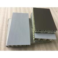 Buy Easy Installation Aluminum Honeycomb Panels Weather Resistance For Aerospace at wholesale prices