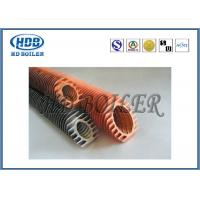 Quality Industrial Boiler Economizer Heat Exchanger Tubes , Spiral Fin Tube For Heat Transfe for sale