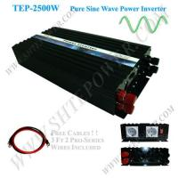 Quality DC to AC  Power Inverter 2500W for sale