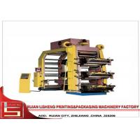 China PLC Screen Control Flexographic Printing Machine With Ceramic on sale