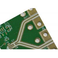 Quality High Frequency Rogers Pcb Board Fabrication / Circuit Control Board Fabrication for sale