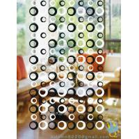 Quality CU66 Crystal Modern Wholesale Fabric Curtain for sale