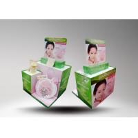 Buy Facial cleanser pallet display shelf hold 100kg , retail pallet displays at wholesale prices