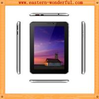 Quality OEM A20 dual core CPU build in 3G tablet phone with WCDMA2100 anGSM 850/900/1800/1900 for sale