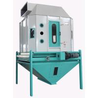 Quality Efficient Counter Flow Pellet Cooler for Biomass Pellets Production for sale