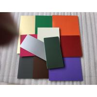 Quality PVDF Paint Aluminum Composite Material Exterior Cladding Materials For Buildings for sale