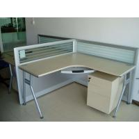 Buy cheap Environmental Friendly Hardwood Home Office Desk , Small MDF Wooden PC Table from wholesalers