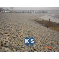 Quality Large Gabion Stone Cage Retaining Wall Guide Gabion Mattresses In Road Building for sale