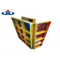 Buy Heavy Duty Modular Steel Column Formwork Lightweight Formwork Systems at wholesale prices