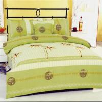 Quality 100% Cotton Satin Hotel Bedsheet for sale