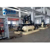 Quality 20 HP Industrial Air Compressor AC Power Automatic Pressure Unloading System for sale