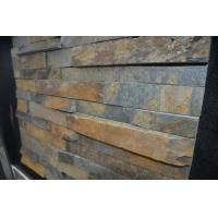Quality 600X150MM grey exterior cultural fasade wall panel stone for sale