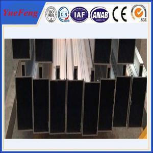 Quality China supplier oem custom aluminium price per kg/ Aluminum curtain walls extrusion profile for sale