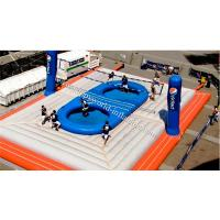 Quality inflatable volleyball court , inflatable beach volleyball court , pvc floor for volleyball for sale