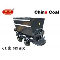 Quality Coal Mining Equipment Rocker Side Dumping Coal Mine Ore Cart KFU Series for sale