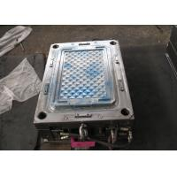 Quality Cold Runner Plastic Injection Mould Making For Pvc Pipe Fittings Long Mould Life for sale