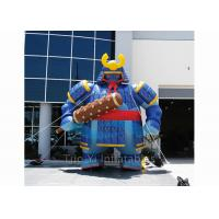Buy cheap Digital Printing Inflatable Cartoon Characters Customized Shape For Activity from wholesalers