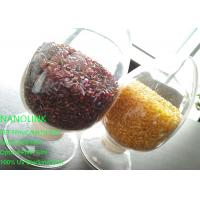 China Nano Zinc Oxide Antibacterial PBT Masterbatch For UV Rejection And Flame Retardant on sale