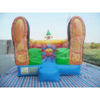 Quality Inflatable Mini Clown Bouncer for sale