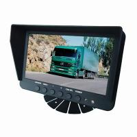 Quality 7 Inch 2 Channel Truck Rear View Monitor for sale