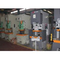 Quality Mechanical Power Press Punching Machine , Eccentric Punching Machine 1100 KN JH21 for sale
