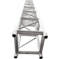 Quality Hardwearing Aluminum Spigot 389mm*389mm Square Truss For Performance , Event for sale