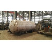 Quality Liquid / Air Storage Pressure Vessel Tank with Stainless Steel Carbon Steel for sale