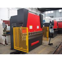 Holland Brand Controller Hydraulic Press Brake Machine 80 Ton 2500mm