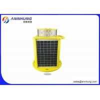 Quality AH-LS/C-6-1 LED Marine Lantern Solar Powered Dusk To Dawn Automatic Operation for sale
