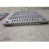 Quality High Cr White Iron Castings Screen Plate Cr 23%-28% Hardness HB450-600 for sale