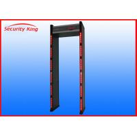 """Quality 18 Detections Zone Walk Through Metal Detector XST-F18 With 3.7"""" LCD Display for sale"""