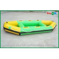 Quality Heat Sealed 0.7MM PVC Inflatable Boats Kids Inflatable Water Toys for sale