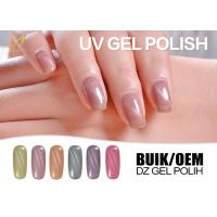 Buy Shiny Long Lasting Magnetic Cat Eye Gel Polish No Toluene Customized Service at wholesale prices