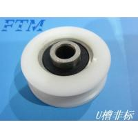 China POM/Nylon plastic roller bearing for door and window made in China on sale