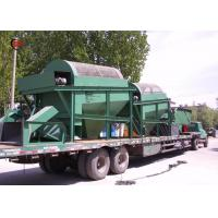 China 1.5M Diameter Trommel Screen Machine for Material Primary Separation on sale