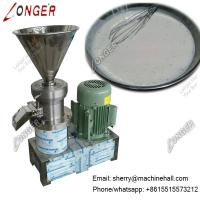 China Commercial Rice Milk Grinding Machine, Soybean Grinder For Sale on sale