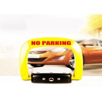 Quality Auto Car Parking Lock , IP 67 parking space protector DC 6 volt for sale