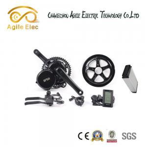 Buy Geared Motor Bafang Electric Bike Kit , Powerful Mountain Bike Electric Motor at wholesale prices