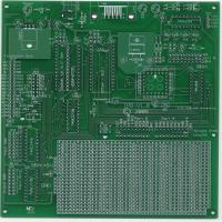 Quality Substrate Fr4 Printed Circuit Board 3 Layers PCB 1OZ Copper Thickness 2 Years Guarantee for sale