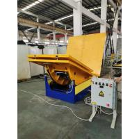 Quality Vertical Mold Turnover Machine / High Reliability Roll Upender Mold Flipper for sale