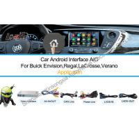 Quality Plug and Play Android Navigation Video Interface for Buick Regal , LaCrosse for sale