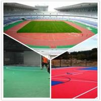 Quality 3W Outdoor Football Court / Suspend Interlocking / Pvc flooring for sale