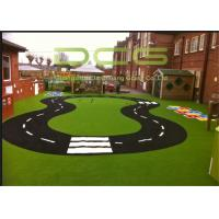 Buy cheap Natural Looking DIY Artificial Grass / Fake Grass Lawn For Wall Decoration from wholesalers