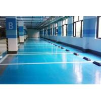 Quality Self - leveling Polyaspatic Polyurea Industrial Floor Paint durable for sale