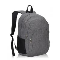 """Quality Grey Polyester Sports School Bags Kids School Backpacks For Boys 13"""" X 18.5"""" X 7.5"""" for sale"""